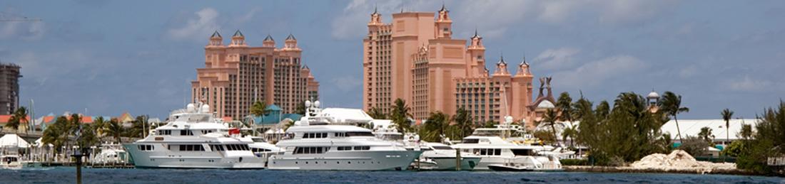 Bahamas Motor Yacht Charters