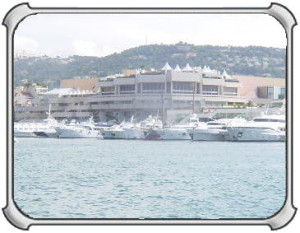 Cannes power yacht charters